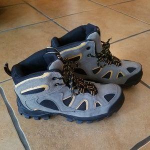 HYTEST HIKER WORK Boot Shoe Men sz. 7M Steele-Toe